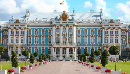 АВТОБУСНЫЙ ТУР «Великолепие Северной Пальмиры» в Санкт-Петербурге с 25 по 29 августа 2016