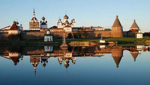 По волнам Карелии (о. Кижи - Соловки) с 20 по 25 июля и с 17 по 22 августа