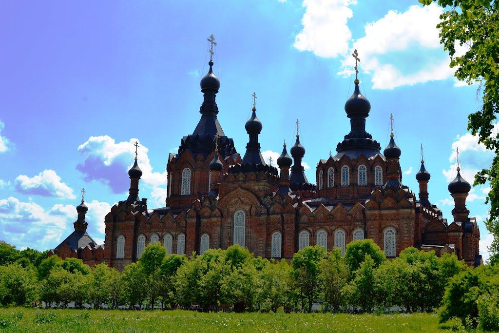 Шамординский женский монастырь