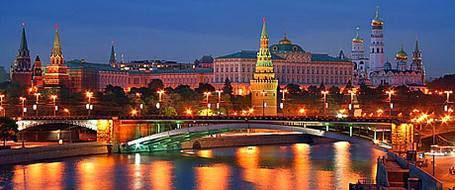 Автобусный тур в Москву