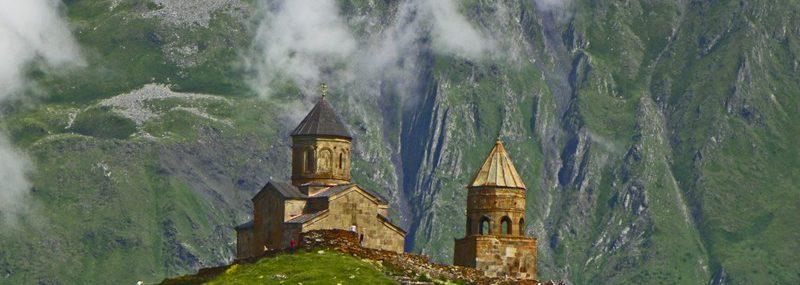 Паломническая поездка Святыни Грузии и Армении