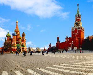 тур выходного дня в Москву
