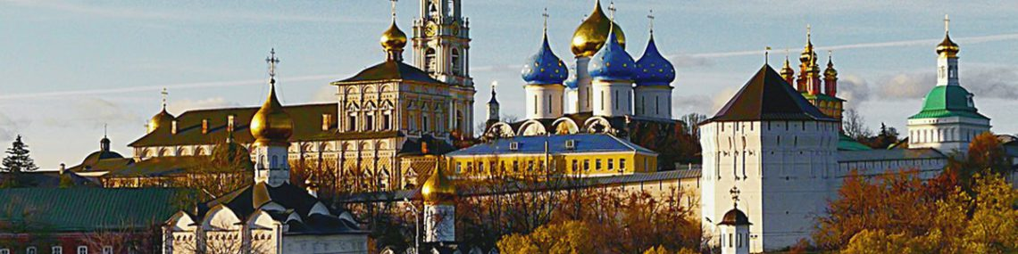 Тур выходного дня в Сергиев Посад