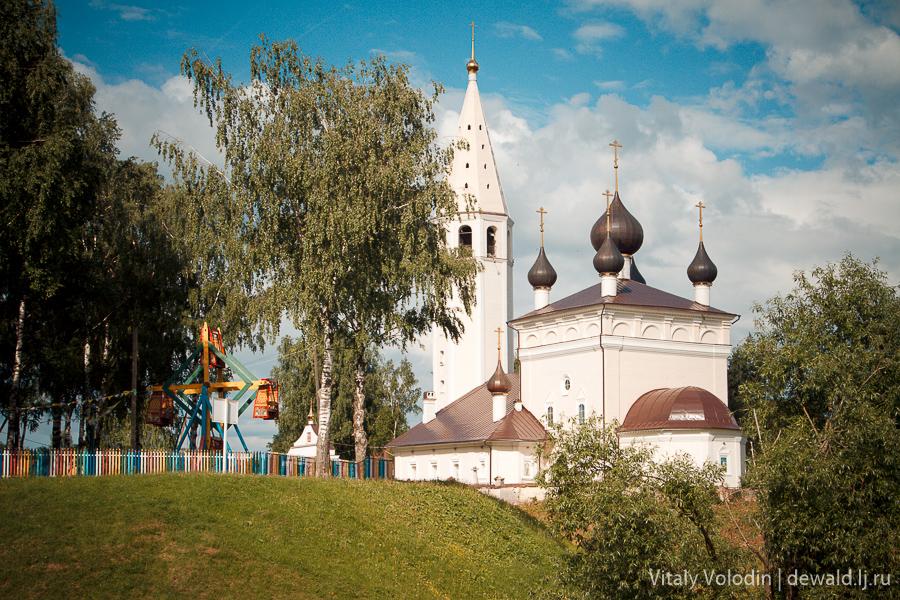 Тур в село Вятское