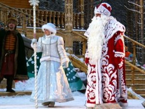 Новогодний тарарам тур в Ростов