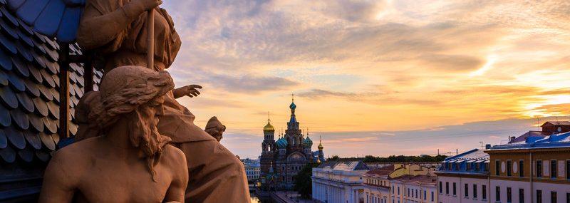 Автобусный тур «Многоликий Петербург»