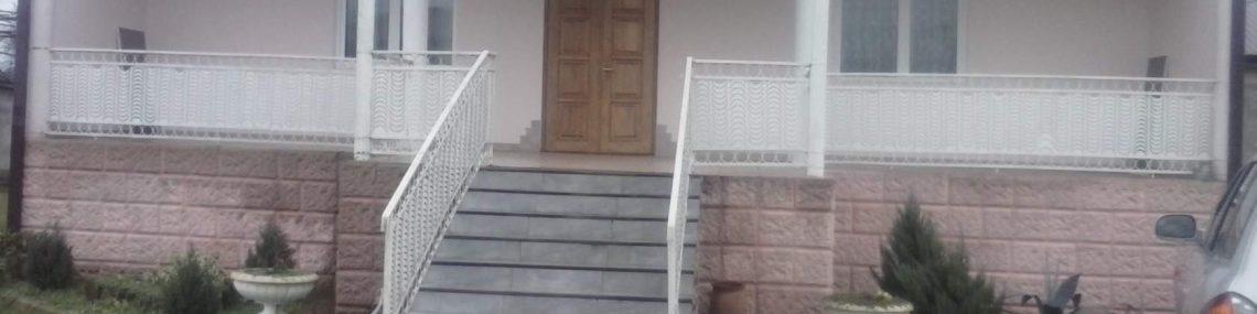 Абхазия п. Белая речка (Хыпста) Гостевые дома «У Виктории»