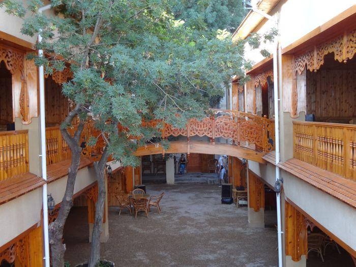 Мини отель «Чайхана» Крым Судак