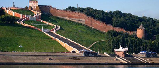 Тур выходного дня в Нижний Новгород