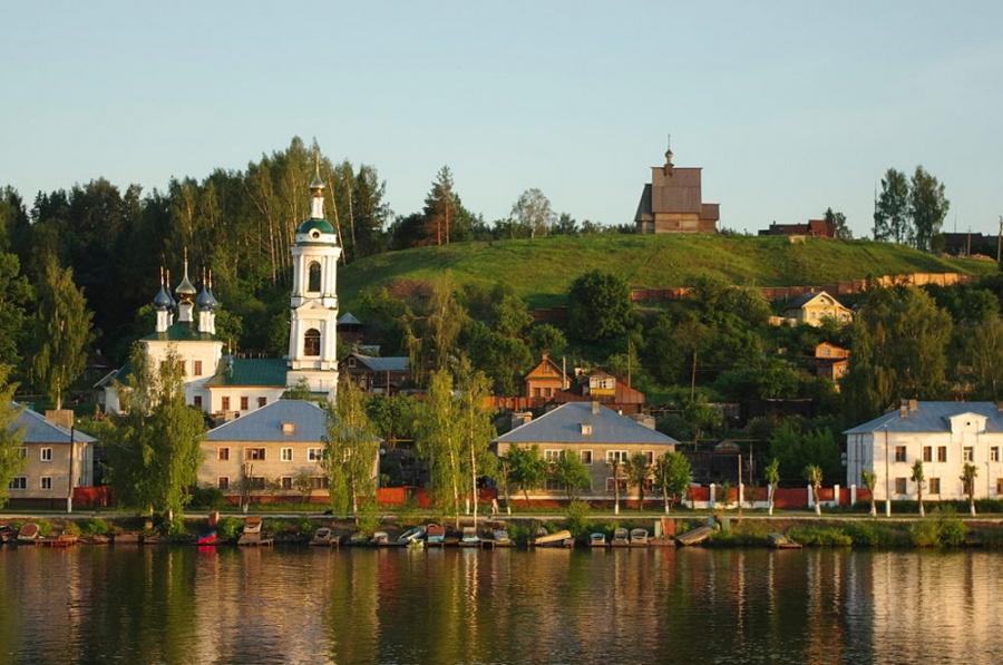 Тур в Плёс и Приволжск