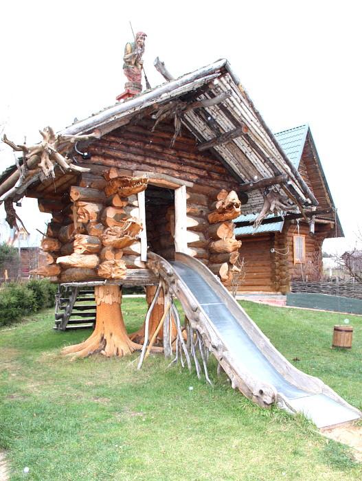 Тур в Русиново - сказочная деревня