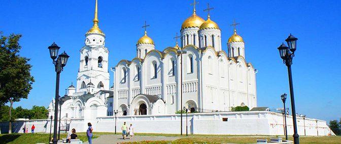Тур в Суздаль-Владимир