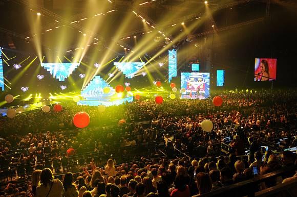 Тур на Big Love Show 2018
