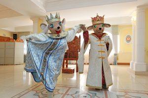 Мышкин «Новогодние потехи в Мышином царстве»