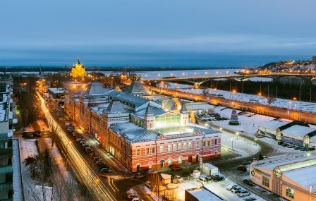"""Тур """"Зимний Нижний Новгород"""""""