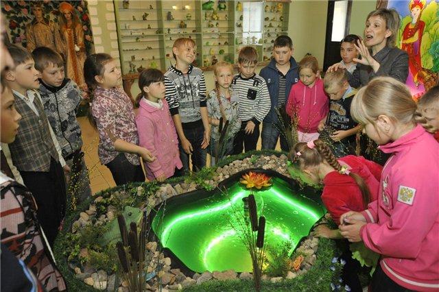 Тур в гости к царевне-лягушке