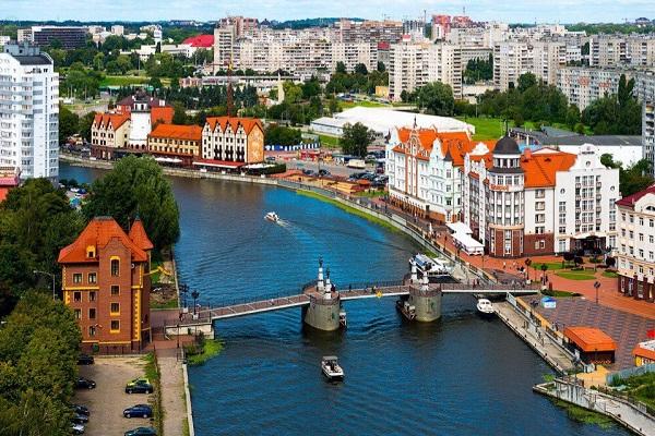 Многодневный тур в Калининград