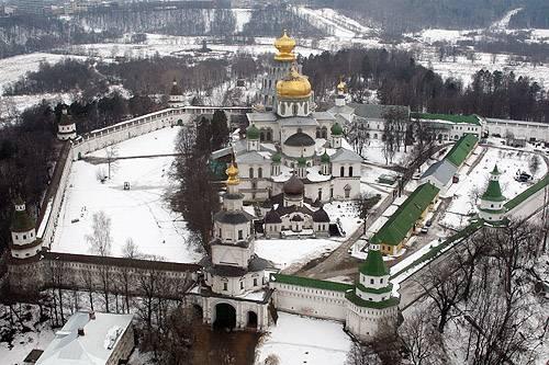 новый иерусалим зима
