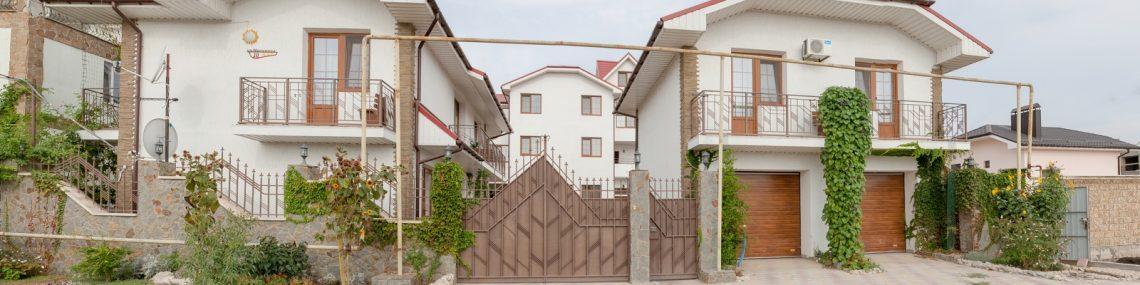Гостевой дом «Светоч» Крым Феодосия