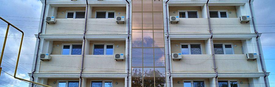 Гостиница «Таврида» Крым Феодосия