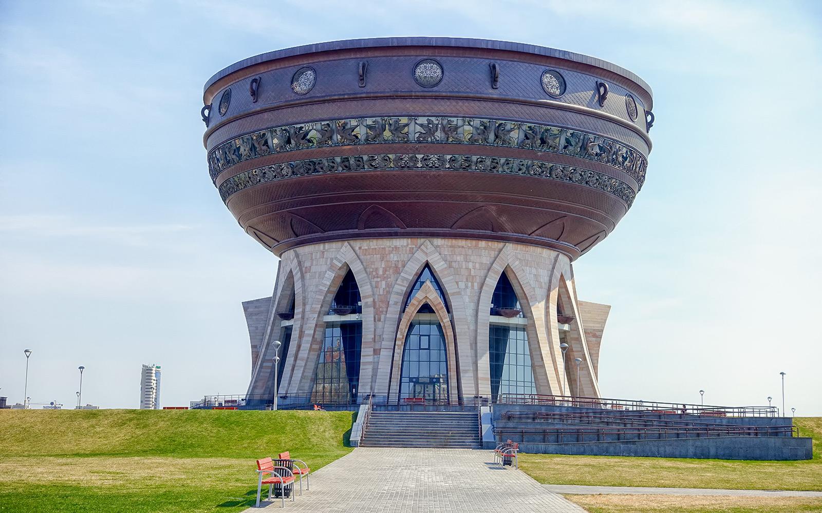 Казань. Остров-град Свияжск