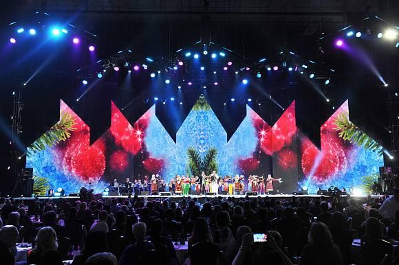 Главный Новогодний Концерт 2018