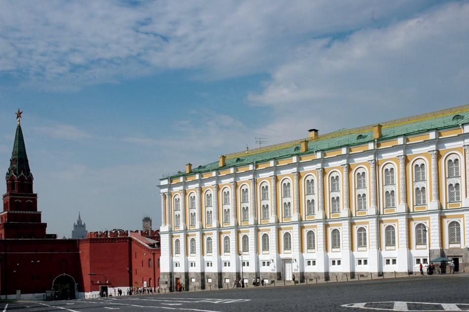 Москва: Оружейная палата с посещением Красной площади