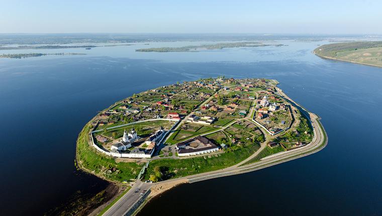 Тур в Казань из Костромы на осенние каникулы 2018