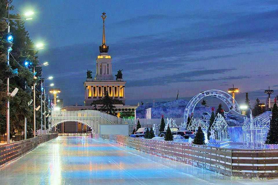 «Развлечения на ВДНХ» г. Москва