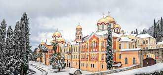 """Рождественский тур 2020 из Костромы в Абхазию """"Мандариновая сказка"""""""