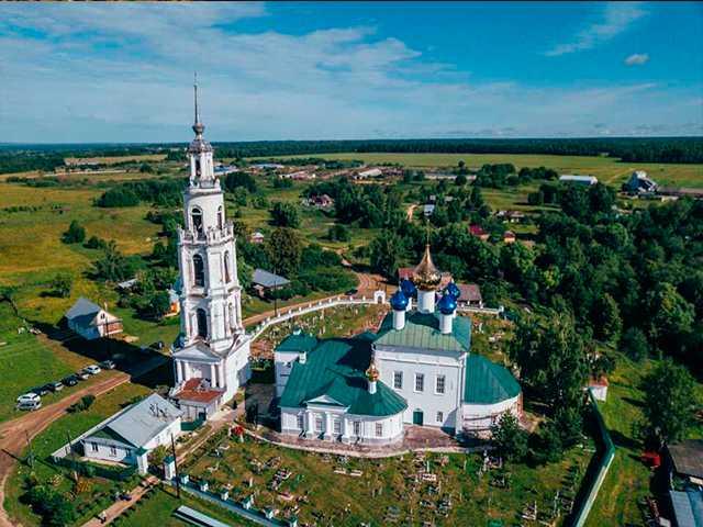 Паломничество по РФ в Августе