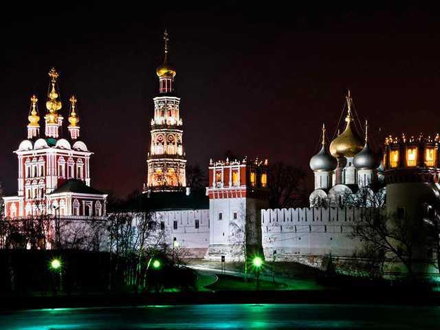 Паломничество по РФ в Декабре
