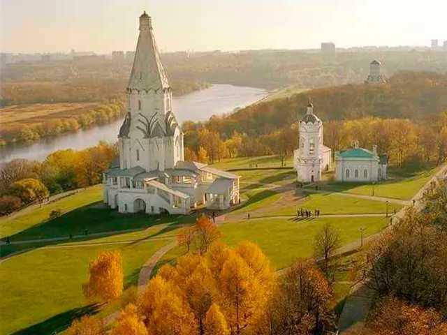 Паломничество по РФ в Ноябре