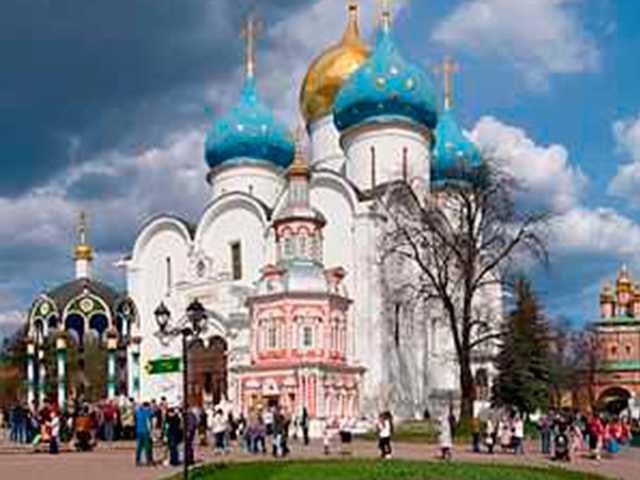 Паломничество по РФ в Октябре