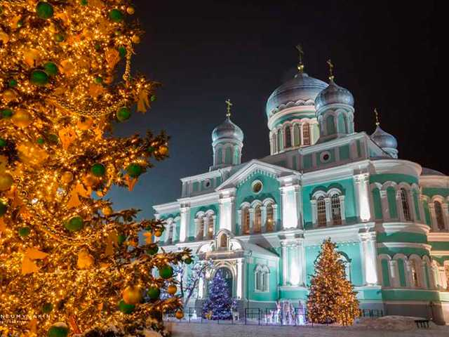 Паломничество по РФ в Январе