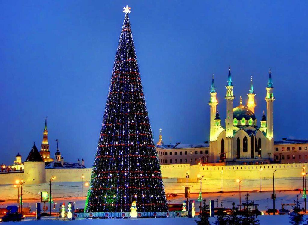 «Новогодняя Казань»