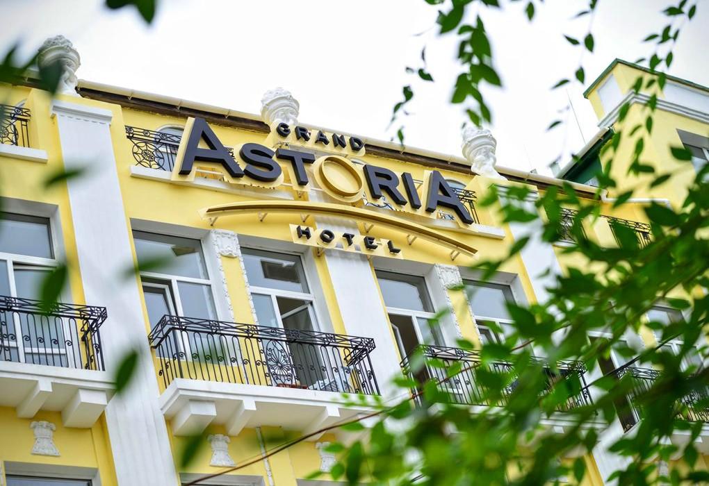 Отель «Гранд Астория» Крым Феодосия